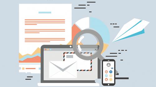 email marketing tools illustration
